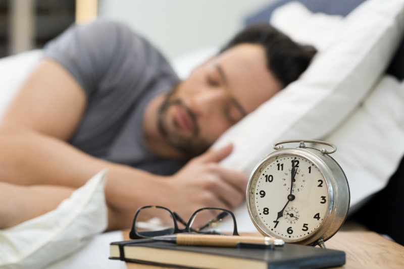 Sleep tips: 6 Tips for Better Sleep