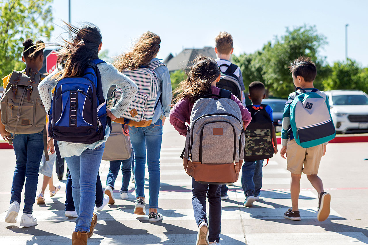Is Your Child's School Backpack Too Heavy For Them?