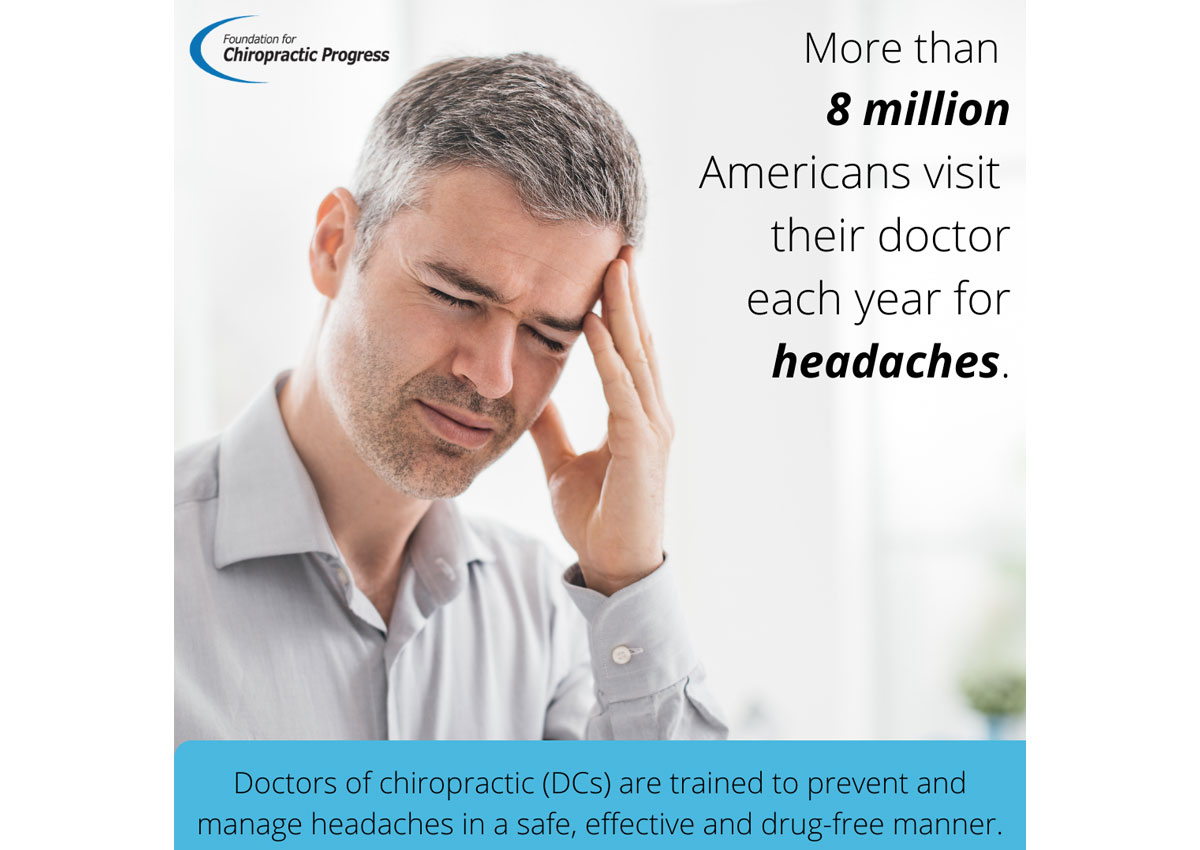 Suffering from Headaches? Let Us Help you.
