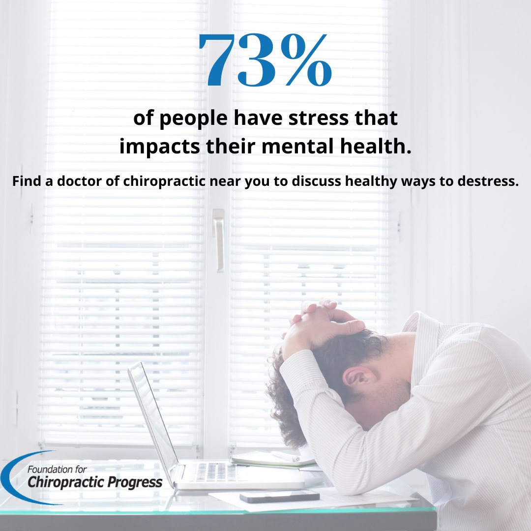 Ease Your Stress with Chiropractic Care
