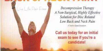 Non-Surgical Pain Relief: Decompression Therapy